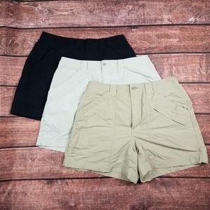 Size 10 Royal Robbins Nylon Shorts